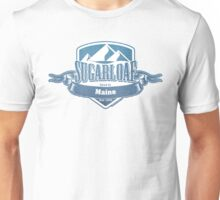Sugarloaf Maine Ski Resort Unisex T-Shirt