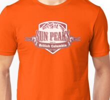 Sun Peaks British Columbia Ski Resort Unisex T-Shirt