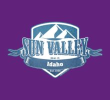 Sun Valley Idaho Ski Resort by CarbonClothing