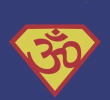 Super Aum by tshirtsfunny