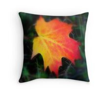 The Maple Leaf ! Throw Pillow