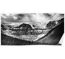 Stutfield Glacier Poster