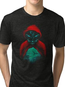 Cat Sharks Tri-blend T-Shirt