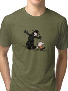 evey and V Tri-blend T-Shirt