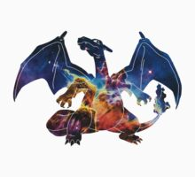 Cosmic Charizard by chester92