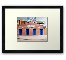 Blackburn Rovers - Ewood Park Framed Print
