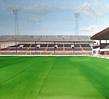 Stoke City - Victoria Ground by sidfox