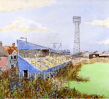 Wimbledon - Plough Lane by sidfox