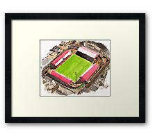Middlesbrough - Ayresome Park Framed Print