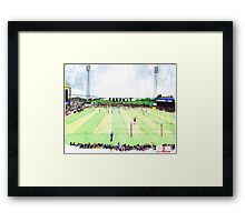 Wigan Athletic - Springfield Park Framed Print
