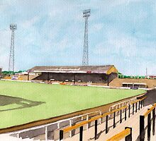 Hull City - Boothferry Park by sidfox