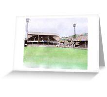 Swansea City - Vetch Field Greeting Card