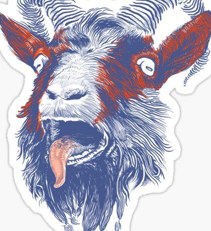 Rock Goat Sticker