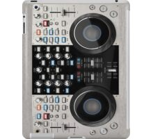 DJ console iPad Case/Skin