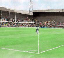 Leeds United - Elland Road by sidfox