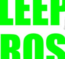EAT SLEEP CROSSFIT Sticker