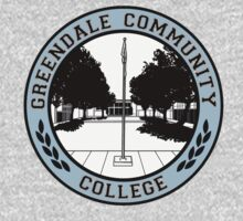 greendale community college - blue by OnlyTheBest