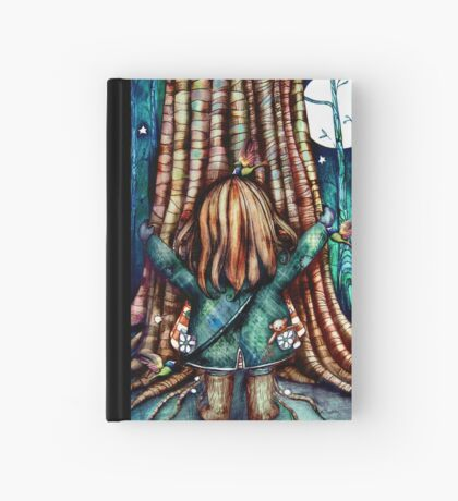 Tree Hugs Hardcover Journal