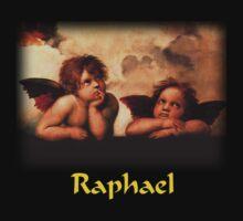 Raphael - Angels by William Martin