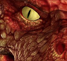 dragon eye by Ancello