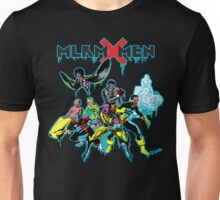 Malcolm X-Men Assemble Unisex T-Shirt