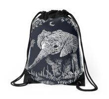 night stroller Drawstring Bag