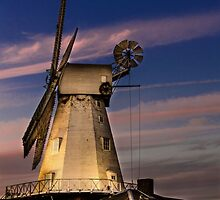 New Mill 1869 by JEZ22