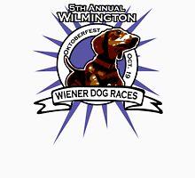 5th Annual Wilmington Wiener Dog Races Unisex T-Shirt