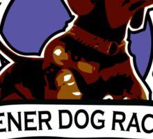 5th Annual Wilmington Wiener Dog Races Sticker