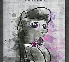 Poster: Octavia by kimjonggrill