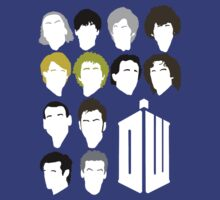 Twelve Doctors (DW) by MrSaxon