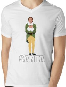 Buddy the Elf Mens V-Neck T-Shirt