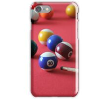 Bille 10 iPhone Case/Skin