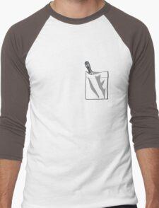 Sonic In My Pocket V.10 Men's Baseball ¾ T-Shirt