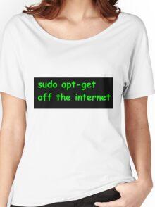 Sudo Women's Relaxed Fit T-Shirt