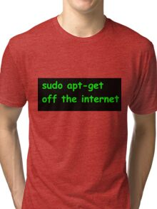 Sudo Tri-blend T-Shirt