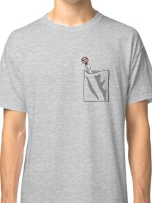 Sonic In My Pocket V.4 Classic T-Shirt