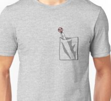 Sonic In My Pocket V.4 Unisex T-Shirt