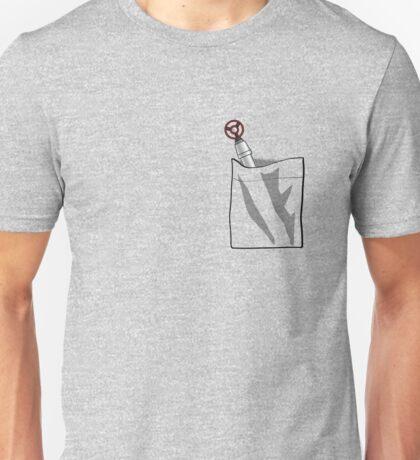 Sonic In My Pocket V.4 Unisex T-Shirt