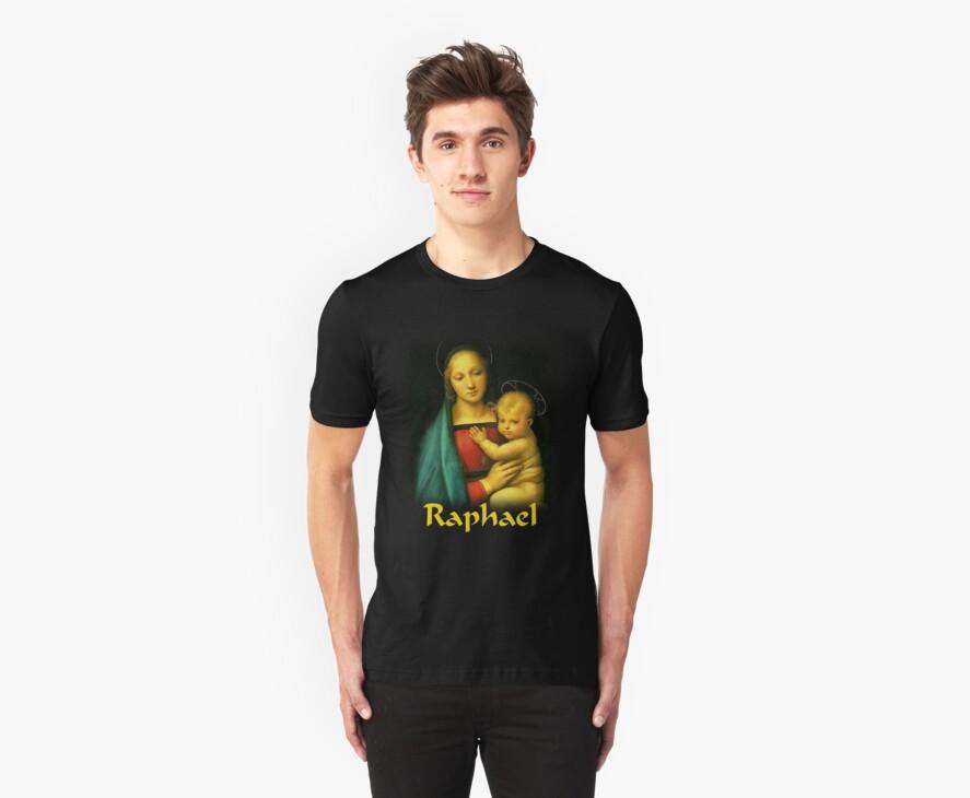 Raphael - Madonna del Granluca by William Martin