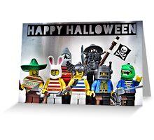 Halloween Card Greeting Card