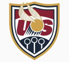 United States of America Quidditch Logo Small by mlny87