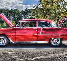 Chevy Bel Air by Kyle Wilson