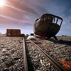 Off the Rails by Matt Linehan