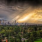 Denver storm by Joey James