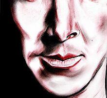 Benedict Cumberbatch by jos2507