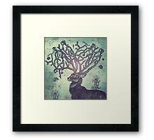 Spirit of the Sea Framed Print