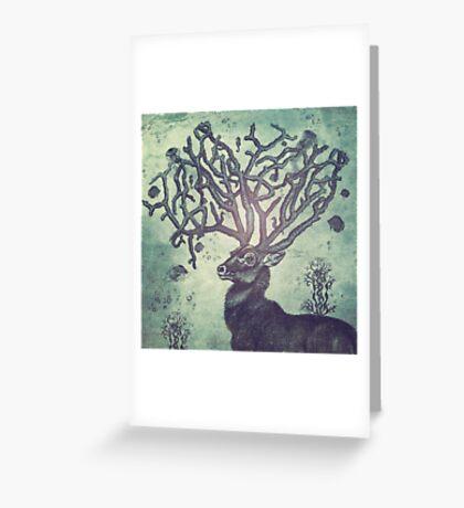 Spirit of the Sea Greeting Card