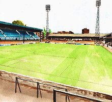 Queens Park Rangers - Loftus Road by sidfox