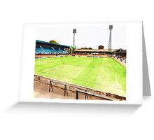 Queens Park Rangers - Loftus Road Greeting Card